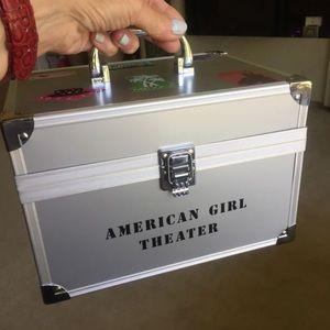 American girl doll Marisol trunk